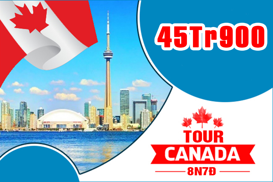 Tour Du Lịch Bờ Tây Canada: Vancouver - Victoria - Whistler
